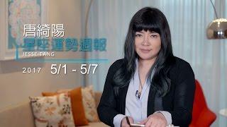 05/01-05/07|星座運勢週報|唐綺陽