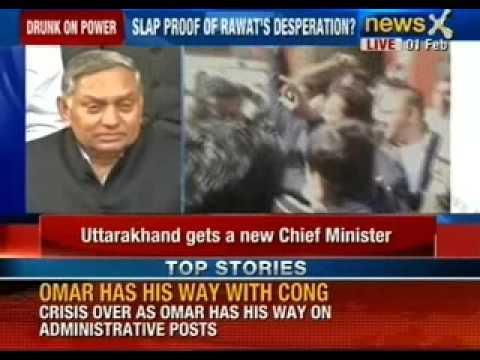 Breaking News: Harish Rawat to replace Vijay Bahuguna in Uttarakhand - NewsX