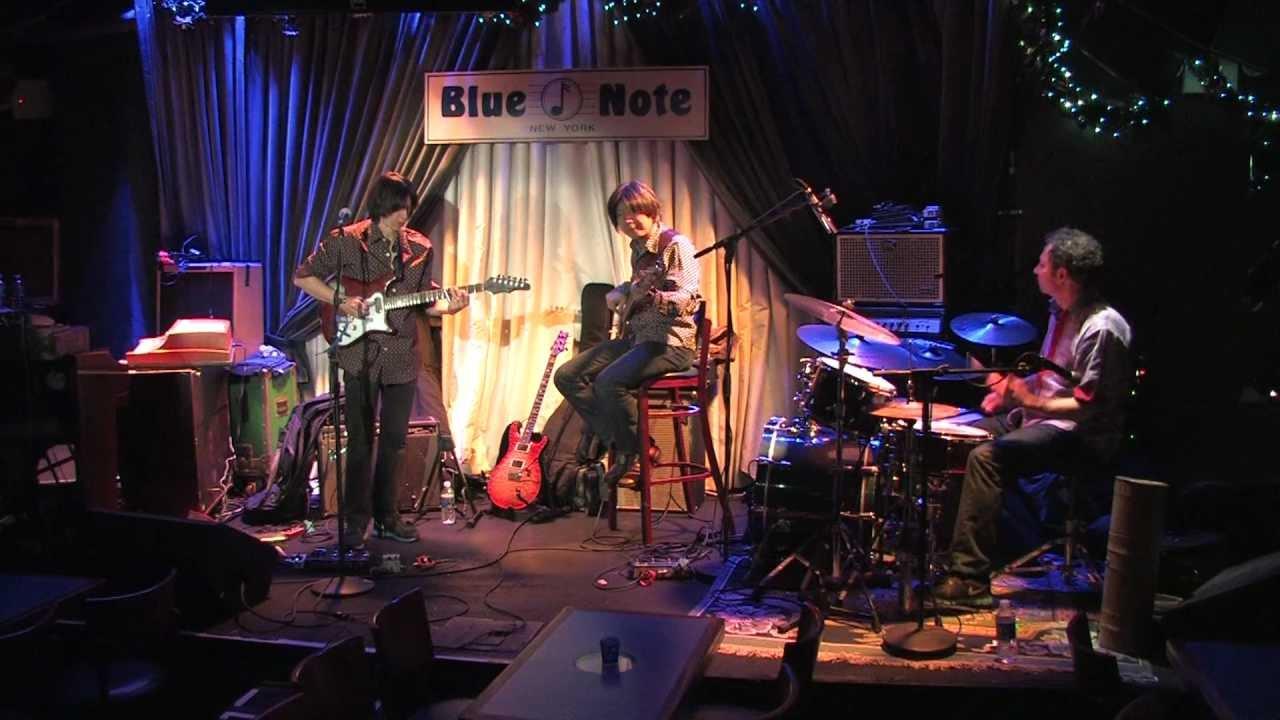 International Orange Live At The Blue Note Jazz Club In