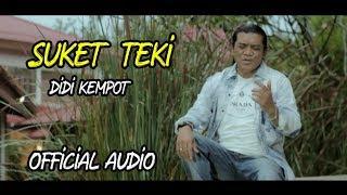Didi Kempot - Suket Teki (Official Audio) New Release 2018