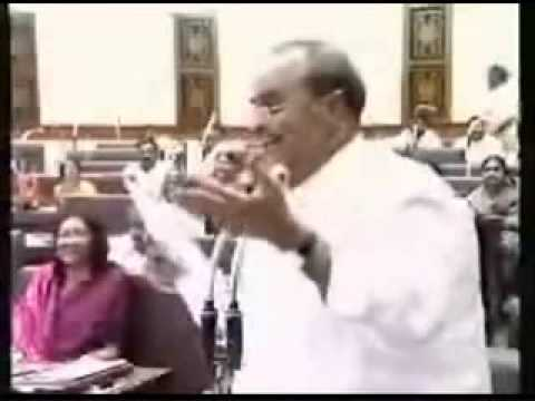 ysr satires on chandra babu in assembly