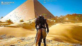 Assassin's Creed Origins - NEW Gameplay Open World Egypt (2017)