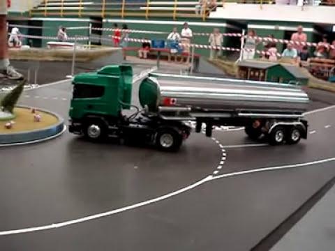 III concentración de camiones RC de Tordesillas 2010