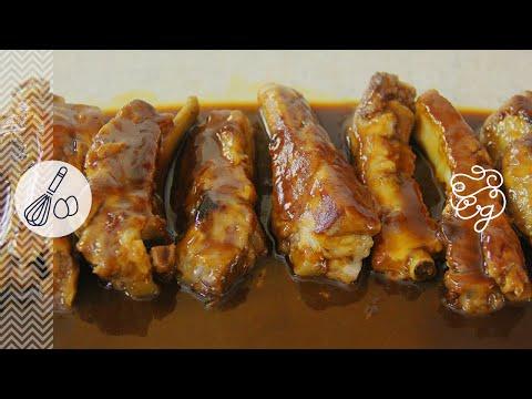 Receta fácil: Costillas en salsa BBQ | Craftingeek