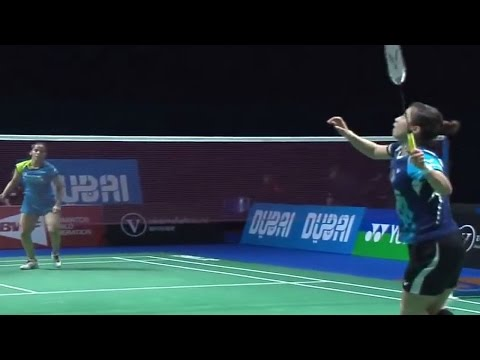 WS - Saina NEHWAL vs BAE Yeon Ju - Destination Dubai 2014 - Day 3 Match 3