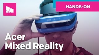 What is Windows Mixed Reality?