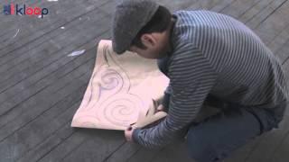 Кыргызские студенты представили 2,5 метровый калпак