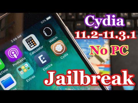 How To Install Cydia JAILBREAK iOS 11.2 - 11.3.1 NO Computer