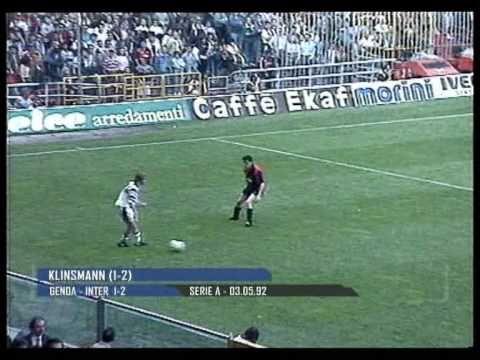 Jürgen Klinsmann al INTER (1989-1992)