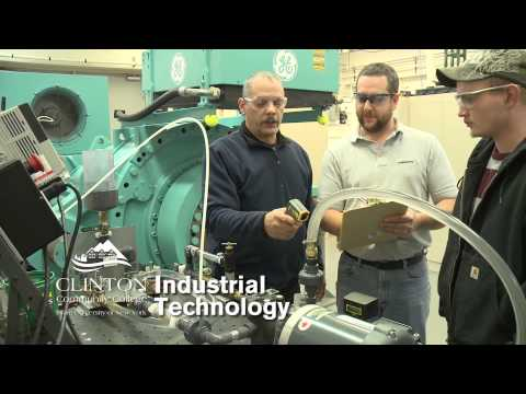 Clinton Community College Industrial Technology