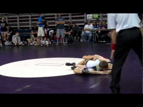 117 Collin Welcher Michigan Chubb Chubb vs Nate Baker Little Rascals
