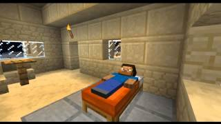 Minecraft - The End of the World - Animation - Part 1