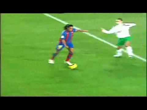 Ronaldinho: -freestyle- 2008 - New Show -(musik: Hip Hop ) video