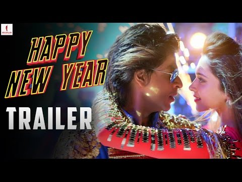 HAPPY NEW YEAR - TRAILER