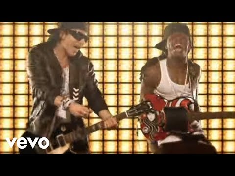 Kevin Rudolf - Let It Rock (Feat. Lil Wayne)
