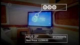 All-in-one PC test, Sony vs iMac vs ASUS (Gadget Show)