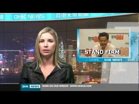 (2, Oct) Evening News [HK Boat Crash killed 36] with Ivan Leung & Ana Godden