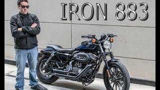 Opinião do dono #05 - Harley Davidson Iron 883 Gustavo