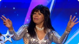 All that GLITTERS: Ruth Davies busts out her best moves!   Auditions   BGMT 2018