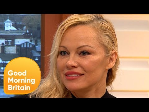 Pamela Anderson Talks About Her Relationship With Julian Assange | Good Morning Britain