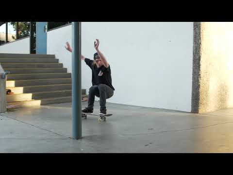 Jeff DeChesare Quad Flip 9 Stair