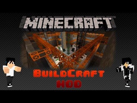 BuildCraft MOD - Minecraft 1.5.1 - Review y Instalación