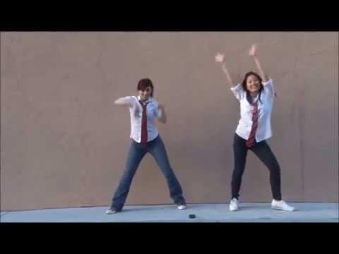 Nikasaur dance gif