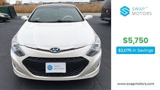 2012 Hyundai Sonata For Sale - Swap Motors