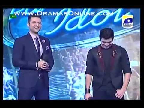 Masti ke din - Mohammad Shoaib shocked Ali Zafar Pakistan Idol...