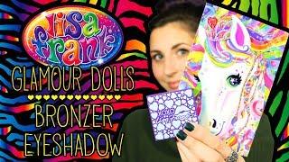 Glamour Dolls Lisa Frank Bronzer and Eyeshadow | Demo