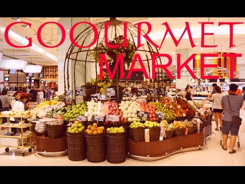 Gourmet Market Bangkok