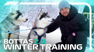 Valtteri Bottas: Training In Lapland With The Finnish Ace