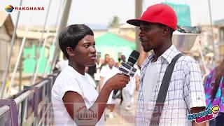 who gave Ghana its name? STREET QUIZ