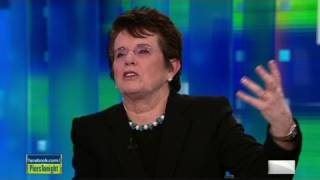 CNN: Billie Jean King on Serena Williams