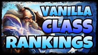 Class DPS/HPS Rankings in Vanilla   Classic WoW Raid Guide