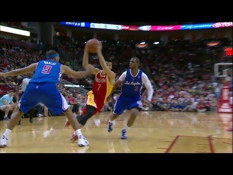 Jeremy Lin vs LA Clippers 2014-03-29