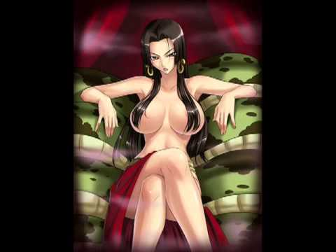Boa hancock SexY   YouTube
