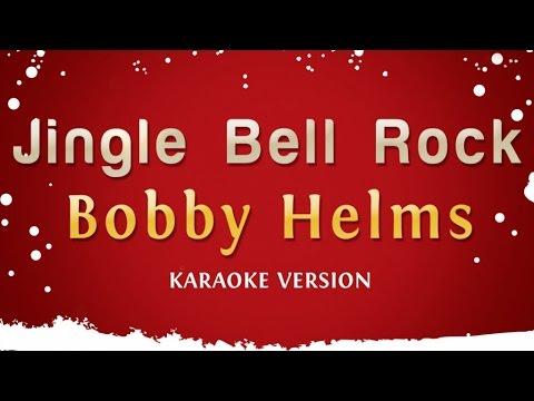Bobby Helms - Jingle Bell Rock (Karaoke Version)