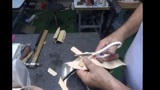 Japanese 'sandals - how to Make