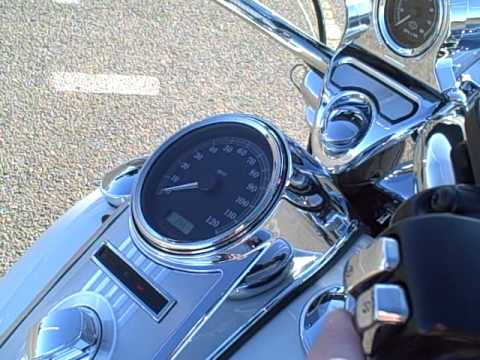 Screaming Eagle mufflers on 09 Harley RoadKing