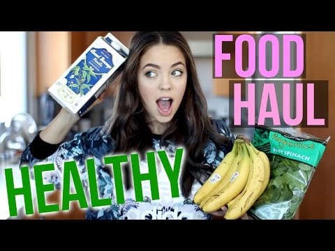 HEALTHY FOODS That CHANGED The Way I Eat!! Grocery Haul