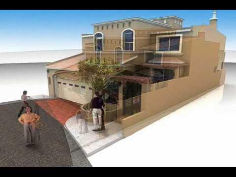 Planos de Casas Modelo San Laureano #132 Arquimex Planos de Casas