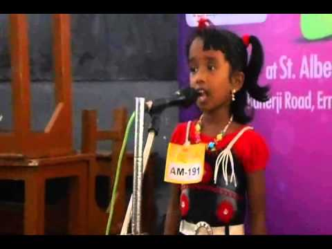 Malayalam Recitation Alsha Shibu video