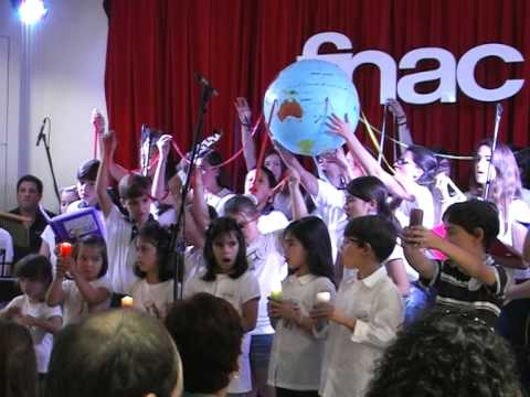 HEAL THE WORLD (Michael Jackson) - Coro / Grupo Coral CONTIGO (Viseu / Torredeita)