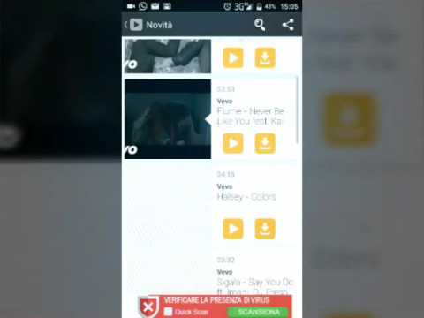 You2Mp3 Youtube and Shazam downloader