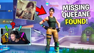 JENSENSNOW Found QUEEANE, The Missing Fortnite Girl.. (Fortnite)