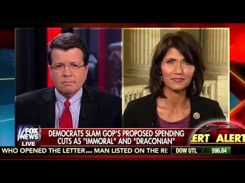 Kristi Noem Discusses the House Republican Budget