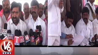 Minister Jagadish Reddy Launches Several Development Works In Nalgonda Dist