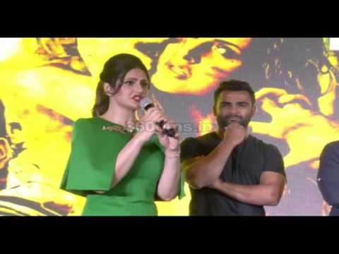 Zarin Khan: I Am Happy If Things Are Happening Between Salman Khan And Iulia Vantur
