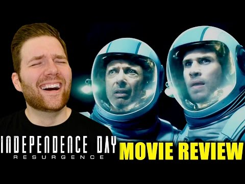 Independence day resurgence angry review